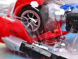 Трансформер-автомобиль для детей, 9-85, игрушки