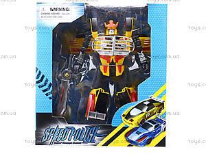 Трансформер-автомобиль , игровой, 990086-79A, фото