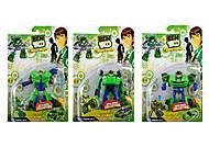 Трансформер Ben 10, 5 видов, 89250, іграшки