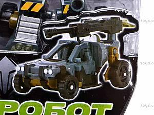 Трансформер «Бомбардир», 8090, цена