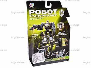 Трансформер «Бомбардир», 8090, игрушки