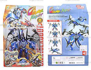 Игрушечный трансформер Change Robot, 2 вида, 90-6, отзывы