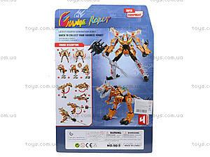 Игрушечный трансформер Change Robot, 2 вида, 90-6, игрушки