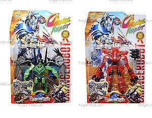 Игрушечный трансформер Change Robot, 2 вида, 90-6