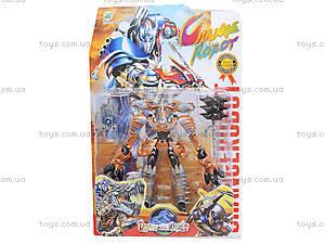 Трансформер для мальчиков Change Robot, 2 вида, 90-5, купить