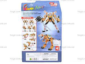 Трансформер для мальчиков Change Robot, 2 вида, 90-5, фото