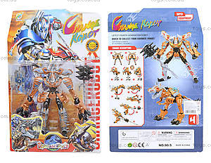 Трансформер для мальчиков Change Robot, 2 вида, 90-5