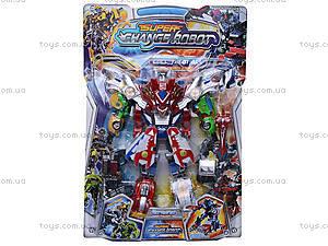 Трансформер Change Robot, 2-9