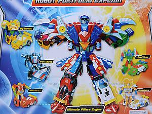 Трансформер Change Robot, 2-9, купить