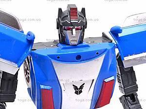 Трансформер «Change Robot», 3-12, купить