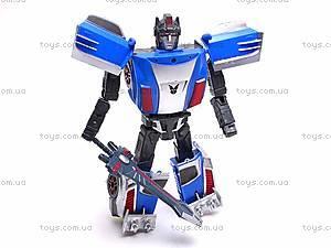 Трансформер «Change Robot», 3-12