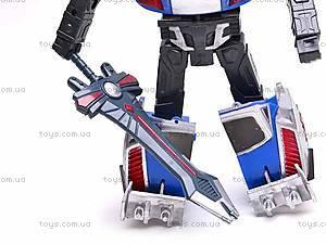 Трансформер «Change Robot», 3-12, фото
