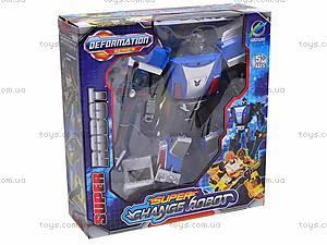 Трансформер «Change Robot», 3-12, цена
