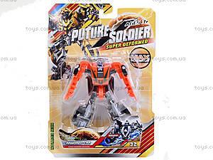 Игрушечный робот-рансформер Soldier, DA608, купить
