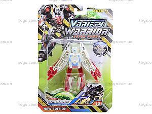 Детский трансформер Super Power, DA609, купить