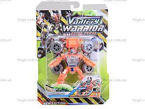 Детский трансформер Super Power, DA609, цена