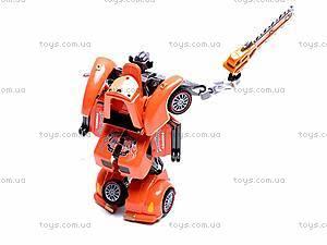 Трансформер детский игрушечный, 668-2, купить