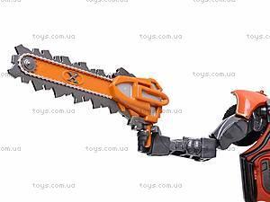 Трансформер детский игрушечный, 668-2, фото