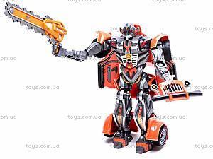 Трансформер детский игрушечный, 668-2