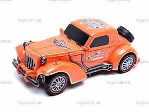 Трансформер детский игрушечный, 668-2, цена