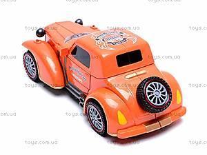 Трансформер детский игрушечный, 668-2, детские игрушки