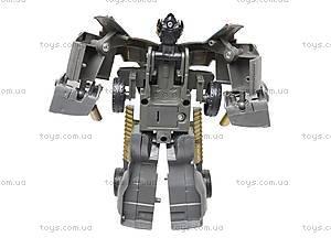 Трансформер детский, игрушечный, D622-E136, отзывы