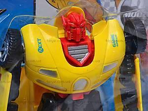 Трансформер детский «Машина», 34668AB, фото