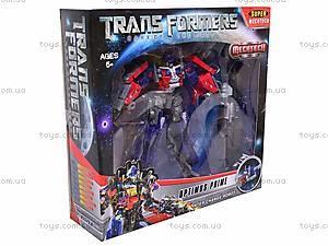 Трансформер детский Optimus Prime, 9901, купить