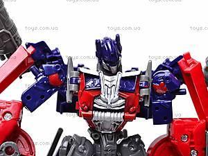 Трансформер детский Optimus Prime, 9901, фото