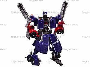 Трансформер детский Optimus Prime, 9901, отзывы