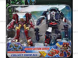Трансформер детский «Роботы», 89284, цена