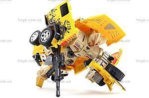 Трансформер детский «Войны земли», 899-3, игрушка