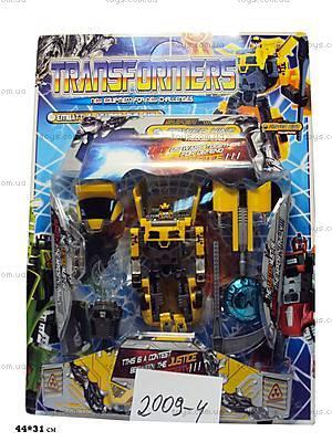 Трансформер для детей, 2009-4