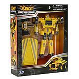 Трансформер-грузовик «Xbot», 80050, купить