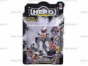 Трансформер HERO, 6 видов, 998-12, купить