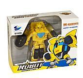 Трансформер «Hornet» желтый, 91608, фото