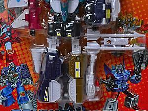Трансформер игрушечный, 8013, фото