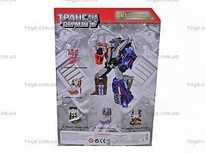 Трансформер игрушечный, 8013, отзывы