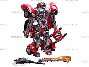 Трансформер игрушечный детский, 668-1