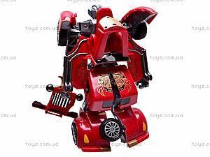 Трансформер игрушечный детский, 668-1, отзывы