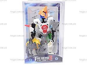 Трансформер игрушечный Hero 3, F1308-3, купить