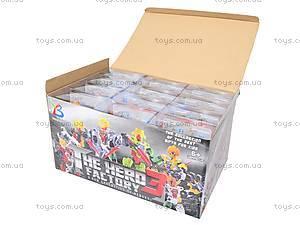 Трансформер игрушечный Hero 3, F1308-3, фото