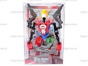Трансформер игрушечный Hero 3, F1308-3, отзывы