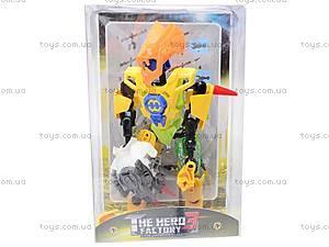 Трансформер игрушечный Hero 3, F1308-3, цена