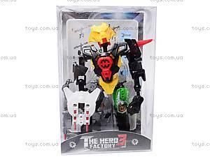Трансформер игрушечный Hero 3, F1308-3, игрушки