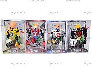 Трансформер игрушечный Hero 3, F1308-3, детские игрушки