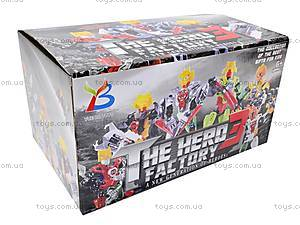 Трансформер игрушечный Hero 3, F1308-3