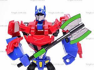 Трансформер игрушечный «Транспорт», 7003-1/2/3, фото