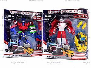 Трансформер игрушечный «Транспорт», 7003-1/2/3, отзывы