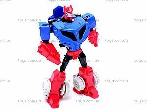 Трансформер игрушечный «Транспорт», 7003-1/2/3, игрушки